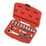 14PCS GO-THROUGH SOCKET SET