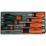 7PC MECHANIC GO THRU SCREWDRIVER SET